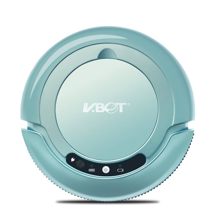 Unique P3 V-bot P4960 Robotic Vacuum Cleaner