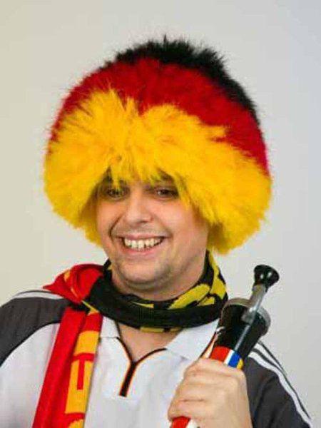 "https://11ter11ter.de/23833228.html wuschelige Herren Perücke ""Deutschland"" #11ter11ter #haare #perücke #mann #deutschland #fan #schwarz #rot #gold #fasching #karneval #fußball"
