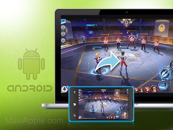 Bluestacks 4 Installer Sur Mac App Et Jeux Android Gratuit Maxiapple Com Android Iphone Video Jeux