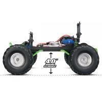 SKULLY Monster Truck XL-5 TQ ID RTR Traxxas 36064-1 - Breizh Modelsime