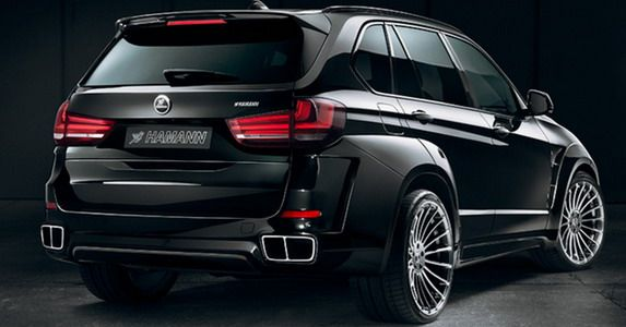 Hamann BMW X5 Widebody