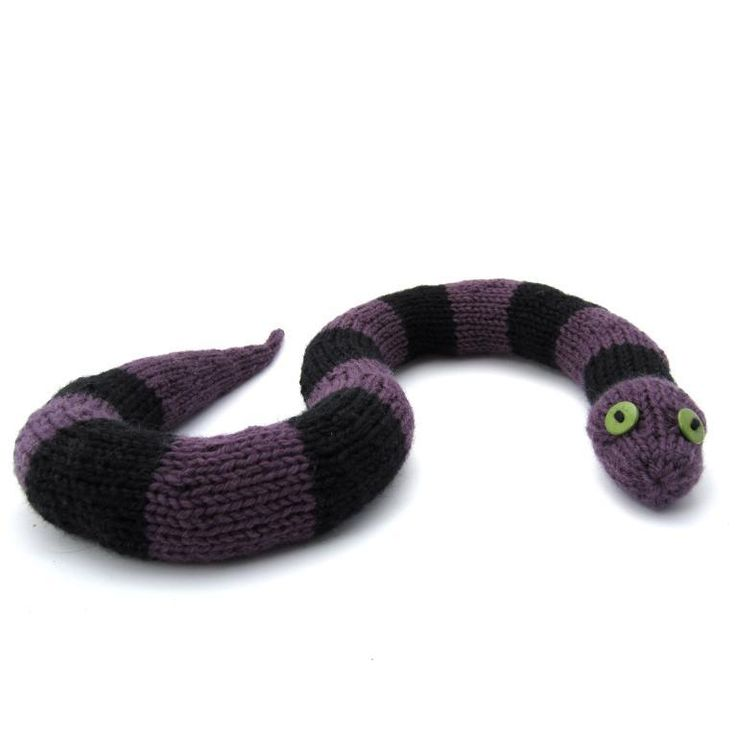11 best stricken images on pinterest knitting stitches snakes and knitting snake maker fandeluxe Gallery