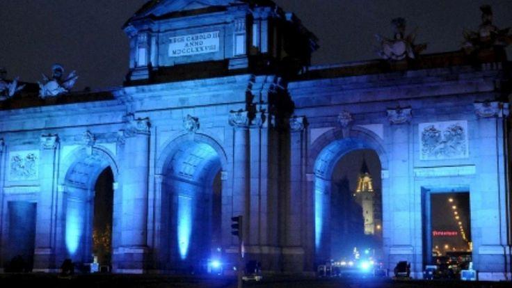 La Puerta de Alcalá - Ana Belen y Victor Manuel 1989