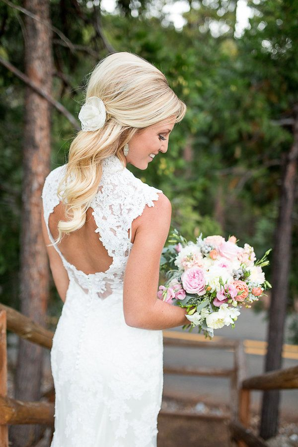 Maggie Sottero wedding dress with keyhole wedding back lovewc.me/mintbridesmaid