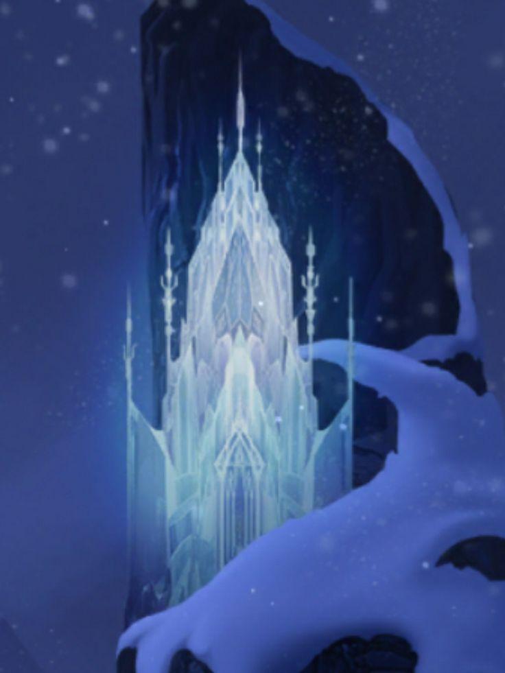 Frozen castle | 01 FROZEN - ICE CASTLES | Pinterest ...