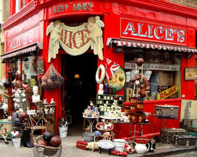 5th and state: Flea Market finds in England......the goods......the bad.......and a recipe