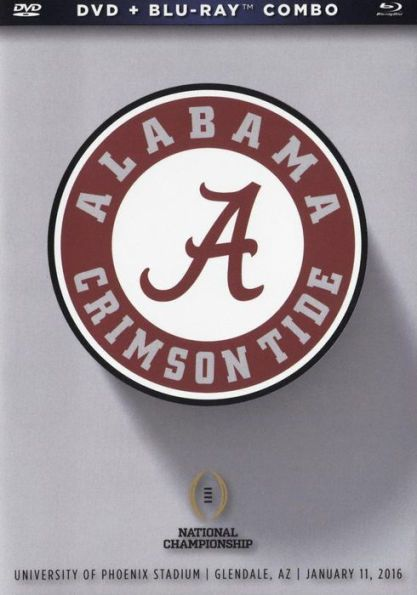 2016 College Football Playoff National Championship