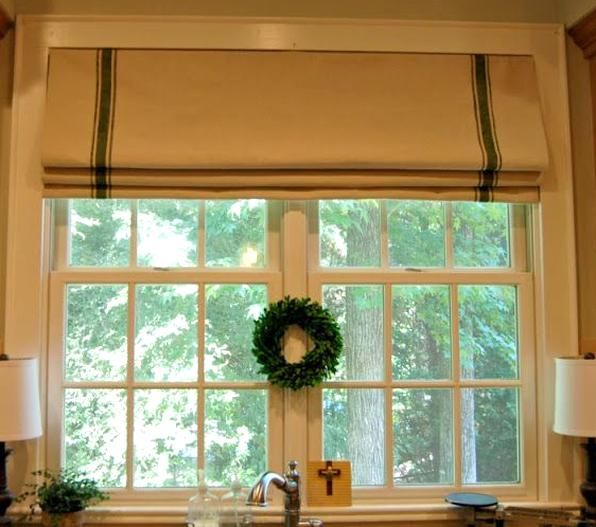 Add Farmhouse Style To A Window By Creating An Inexpensive Faux