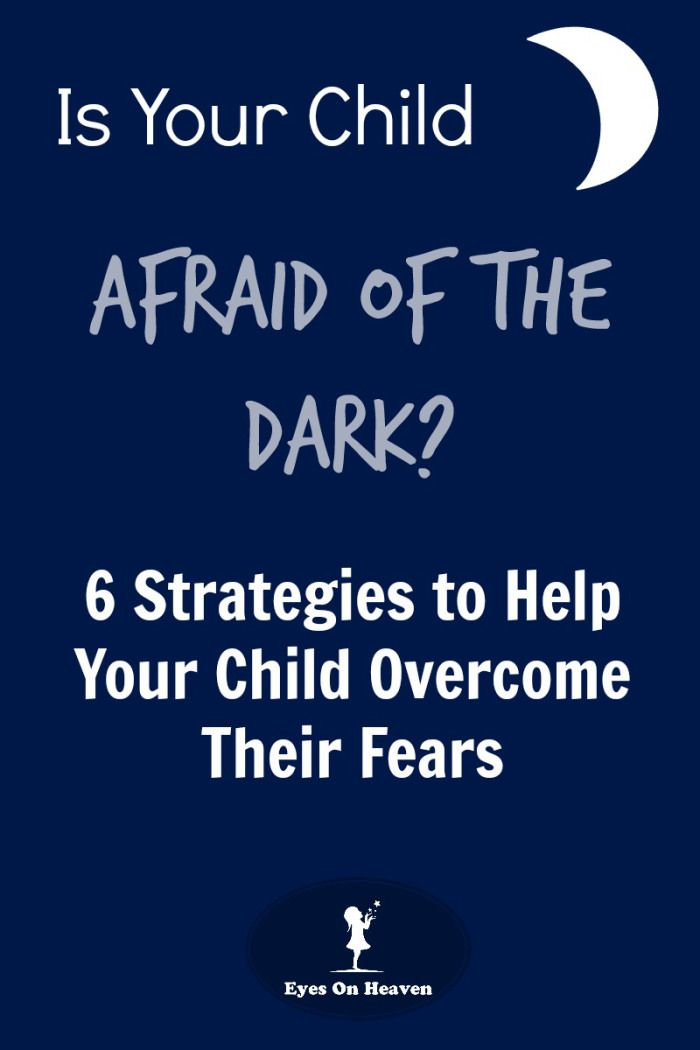 Bedtime Fears: Helping Overcome Them