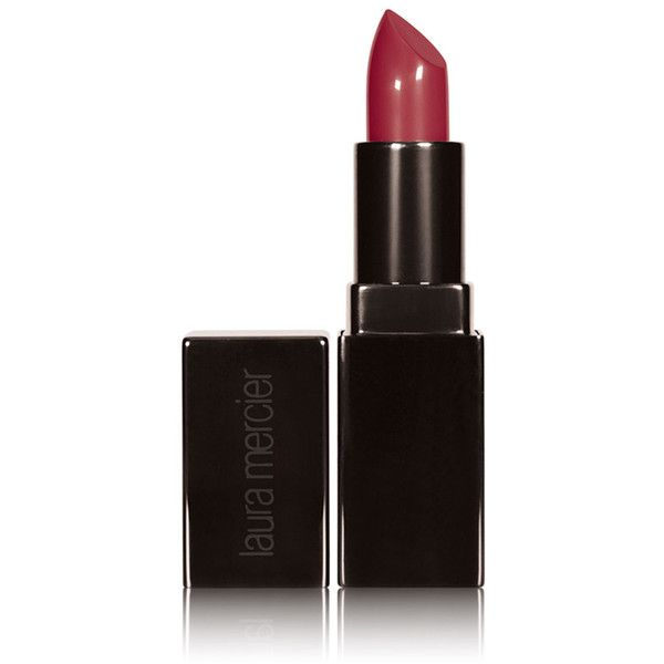Laura Mercier Creme Smooth Lip Colour Audrey (€24) ❤ liked on Polyvore featuring beauty products, makeup, lip makeup, lipstick, audrey, laura mercier and laura mercier lipstick