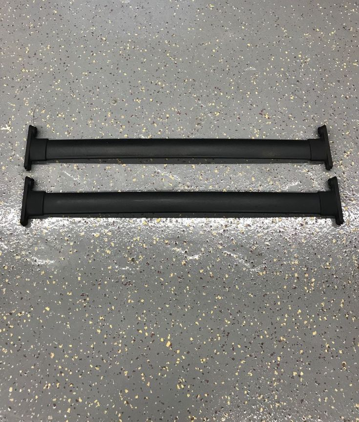 Genuine Ford Explorer Part Accessory Roof Rail Cargo Cross Bars #Ford