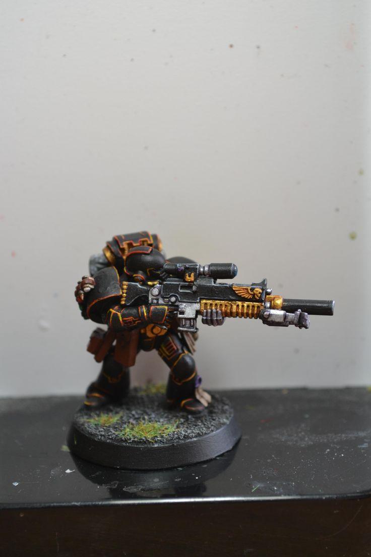 Deathwatch Kill Team Sniper