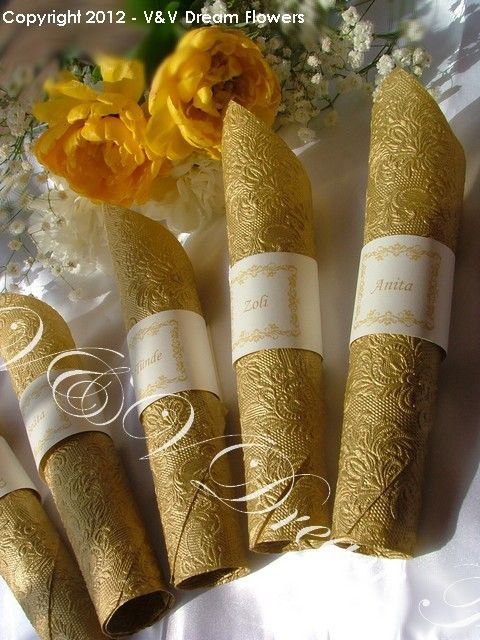 V&V Dream Flowers esküvői meghívók, menükártyák, köszönetajándékok - Blogger.hu
