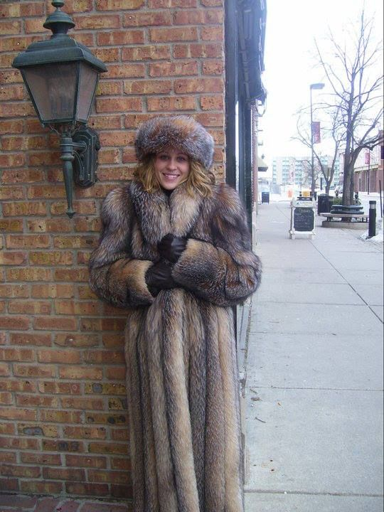 Pin About Fur Fashion And Fur Coat On Fur 4