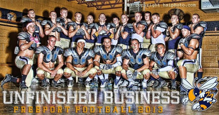 """Football Senior Team Poster Unfinished Business"""" Poster"""