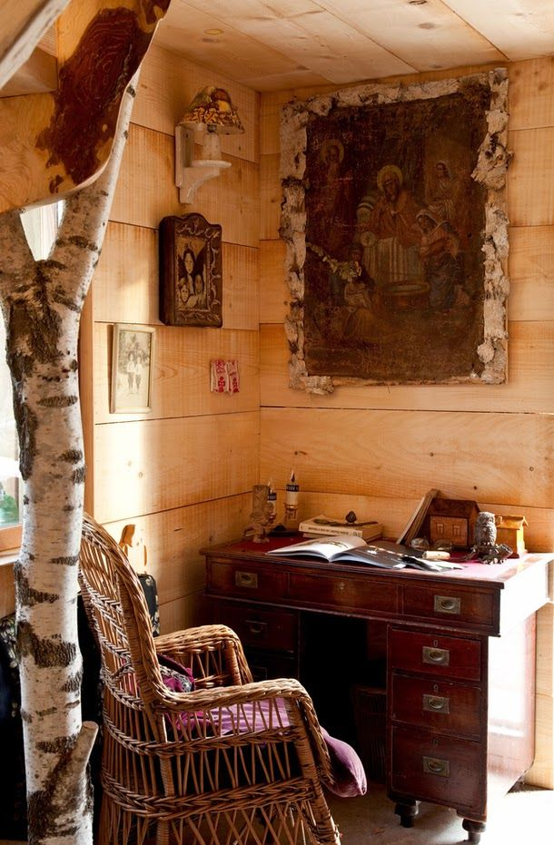 a cottage in france ad russia bohemian decor life style. Black Bedroom Furniture Sets. Home Design Ideas