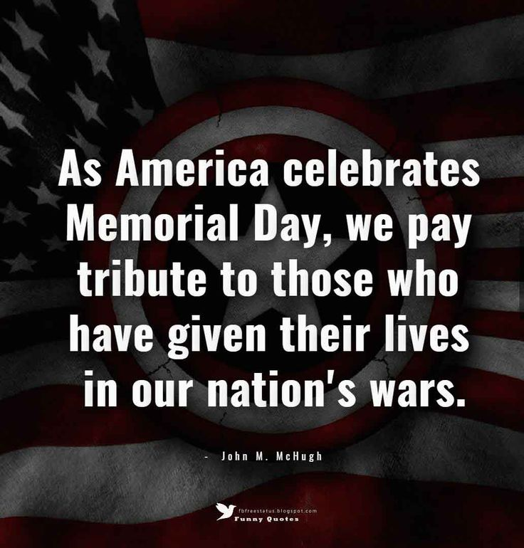 104 Best Memorial Day Quotes Images On Pinterest
