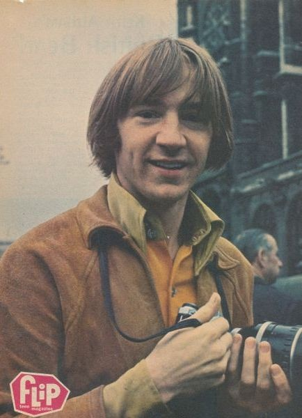 PETER TORK pinup - WILD IN THE STREETS