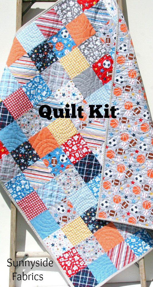 1000 Ideas About Sports Quilts On Pinterest Jersey