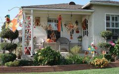 Decorate Outside Of House Eco Friendly Thanksgiving Decorations