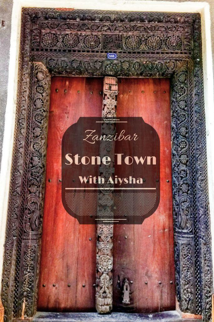 Stone town-Zanzibar #Zanzibar #Africa