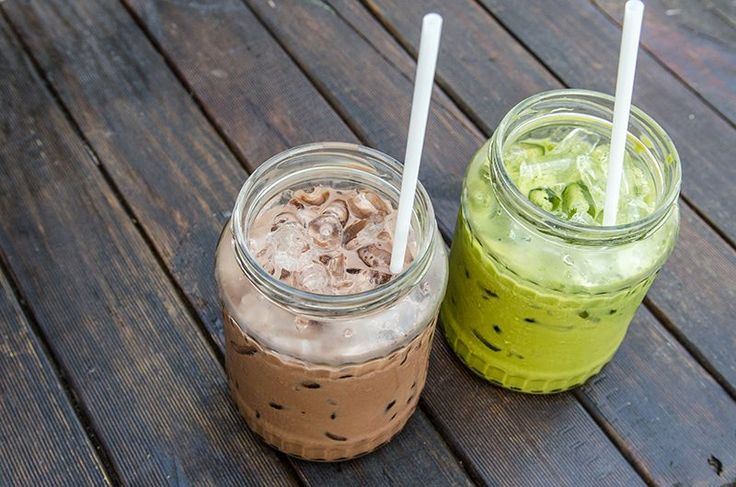 2 Iced Coffee Alternatives that Have Mood & Energy Boosting Effects
