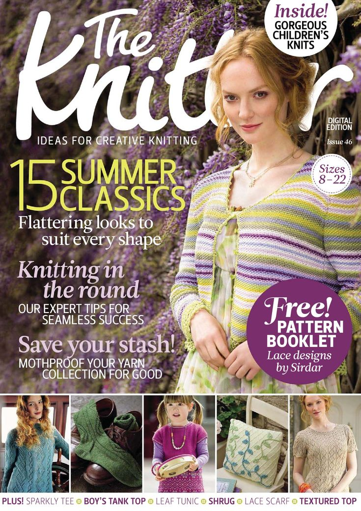 The Knitter Issue 46