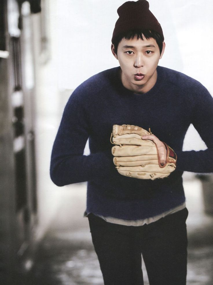 Park Yoochun - The JYJ Magazine No.3
