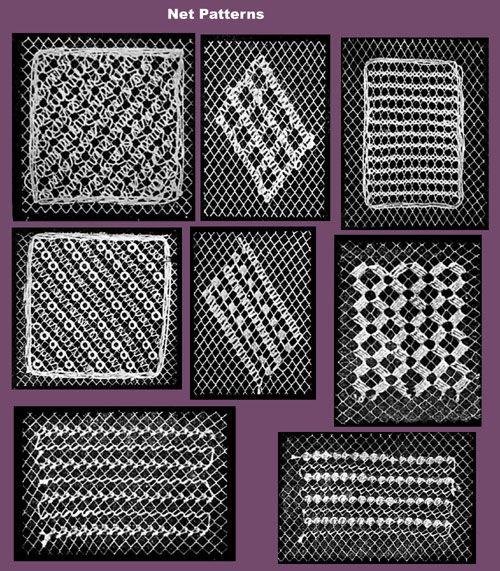 Iva Rose reproducciones del vintage - la costura práctica Diario # 28 ca. 1903 - Encaje de Carrickmacross