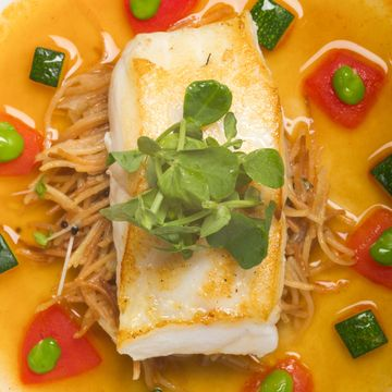 COCONUT FISH CURRY by Atul Kochhar | FOUR Magazine