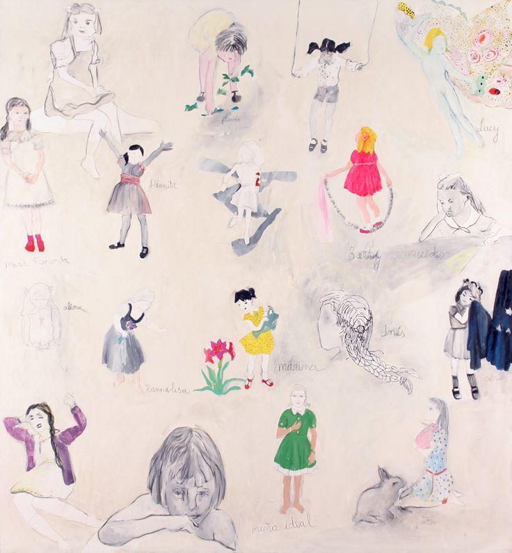 niña ideal, catálogo 2005