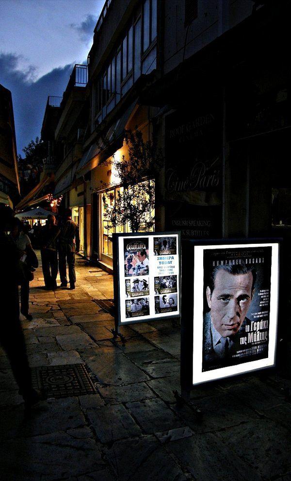 Casablanka today.. Athens, Greece | Flickr - Photo by Eleanna Kounoupa