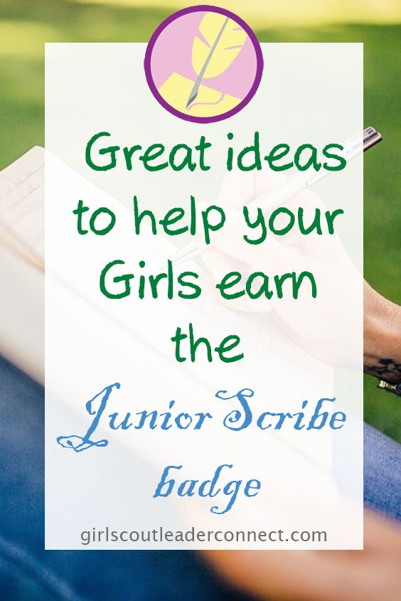 Today I wanted to share some great ideas to help your Girls earn the Scribe badge. Since one of the big things we do as leaders when trying to figure out what to do for a badge is get online and find new and exciting ideas I thought I share what I already found so …