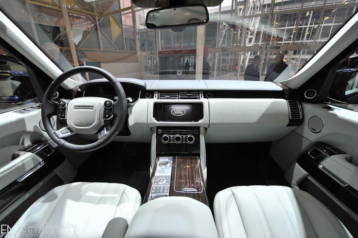 Interni Land Rover Discovery