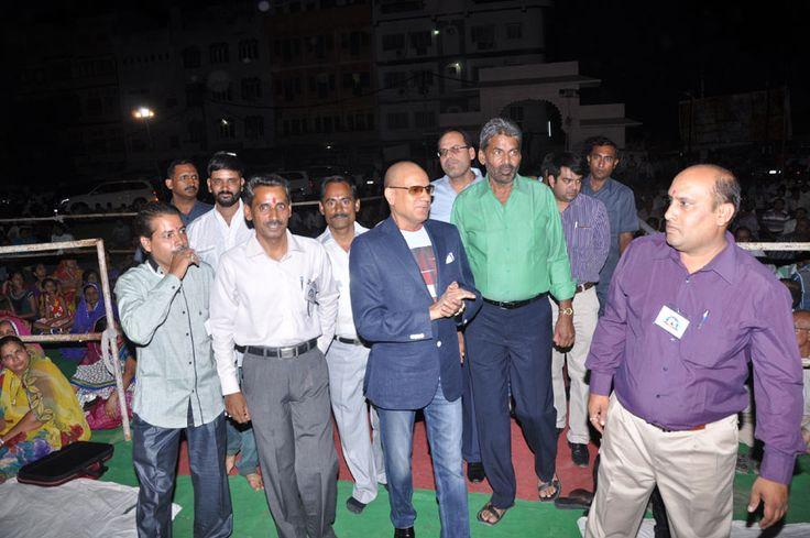 पालीवालवाणी द्वारा आयोजित अखिल भारतीय कवि सम्मेलन और प्रतिनिधि सम्मेलन
