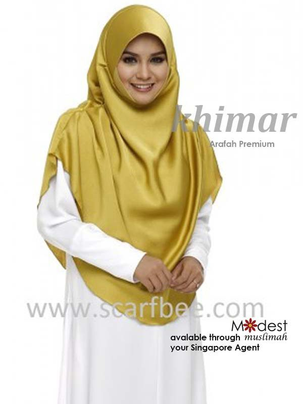 Arafah Premium  khimar by Scarfbee (other colours available) 51002