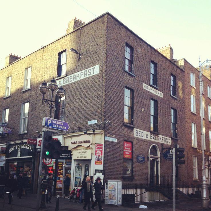 Lower Gardiner Street