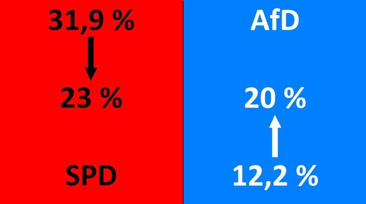 (Jürgen Fritz) Über 54 Prozent errang die SPD bei der Landtagswahl 1994 in Brandenburg. Davon ist nicht einmal annähernd die Hälfte übrig geblieben. Der Niedergang der SPD scheint unaufhaltsam. Inz…
