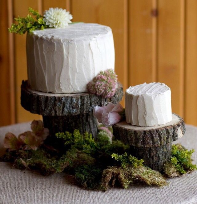 Cake Stand Home Decor : Best 25+ Wood cake stands ideas on Pinterest Rustic ...