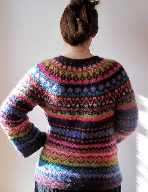 Ravelry: Strokkur's The Saga