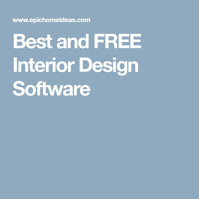 Best 25 Free Interior Design Software Ideas On Pinterest  Home Amazing Kitchen Design Software Free Download Review