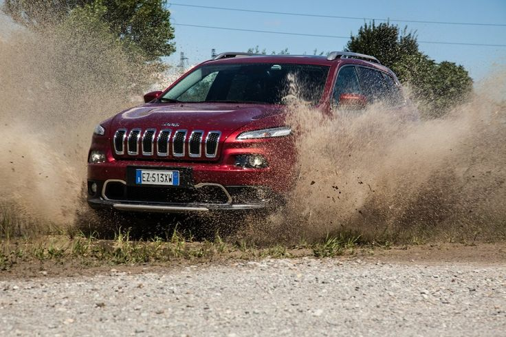 TEST DRIVE JEEP CHEROKEE 2.2 TD Limited 4WD