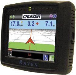 "Raven Industries ""Cruizer"" GPS Guidance Systems - Dultmeier Sales"