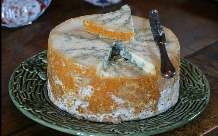 A stilton cheese