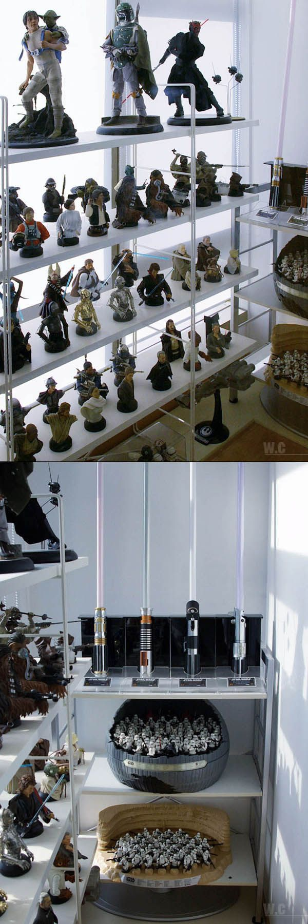 This Guy Has Turned His Apartment Into A Star Wars Fan's Dream