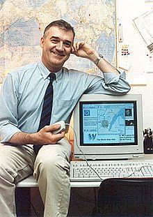 Robert Cailliau est né le 26 janvier 1947, est un ingénieur et informaticien belge qui a codéveloppé le World Wide Web avec Sir Tim Berners-Lee.