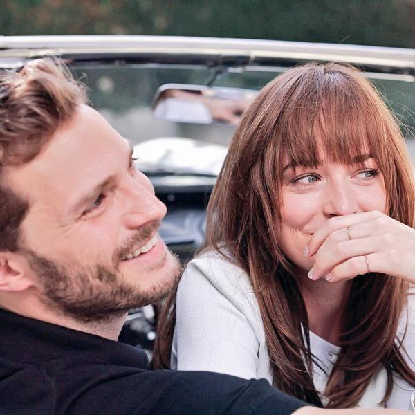 Photoshoot Oficial de Dakota Johnson y Jamie Dornan (3)   50 Sombras Spain