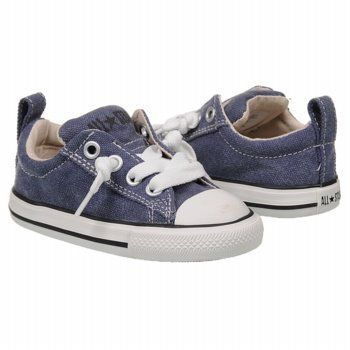 CONVERSE Kids\u0027 AS Street Slip Ox Tod (Dark Denim 2.0 M) Converse.