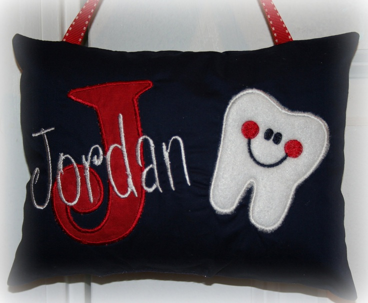 17 Best Images About Tooth Fairy Pillows On Pinterest