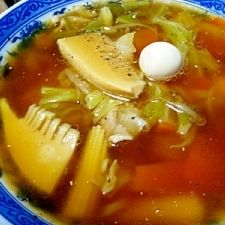 プロ直伝!広東麺